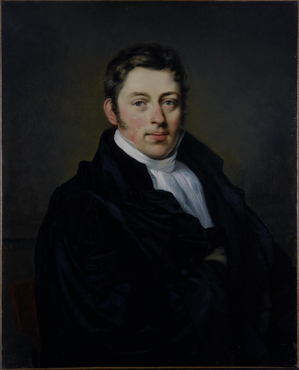Portret van Jacob Constantijn Martens van Sevenhoven (1793-1861)