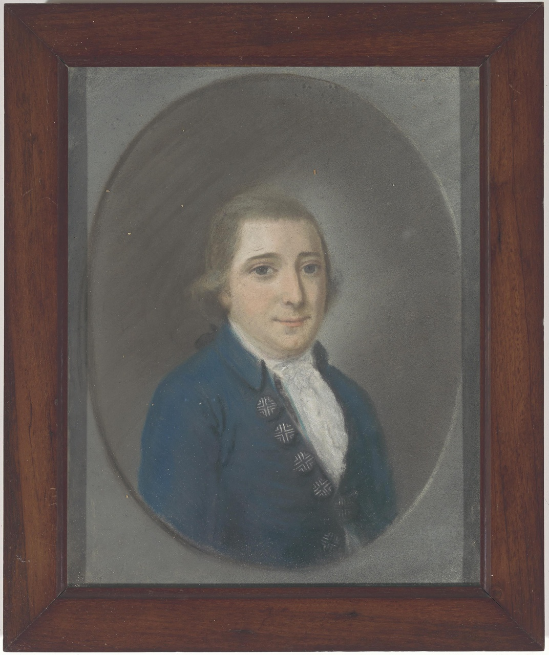 Portret van Willem Testas (1760-1813)