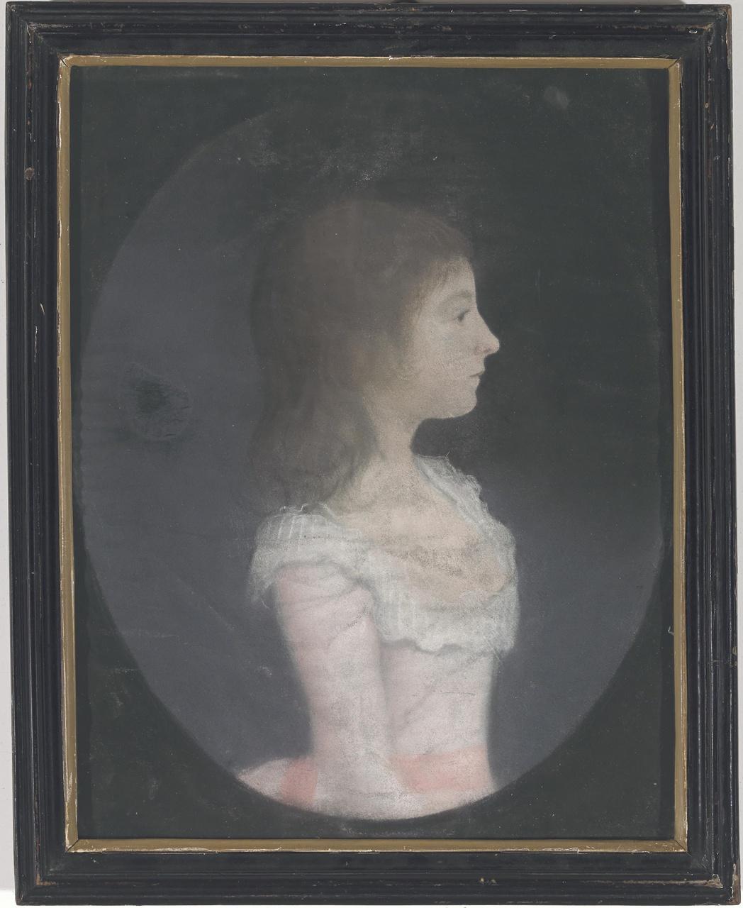Portret van Jacqueline de Malapert (1780-1858)