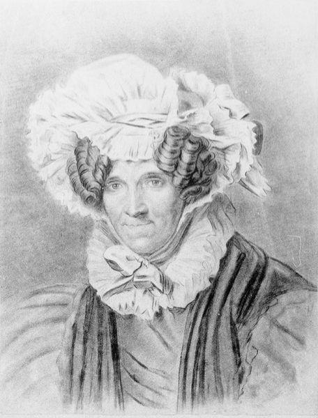 Portret van Margaretha Cornelia Boellaart (1795-1872)