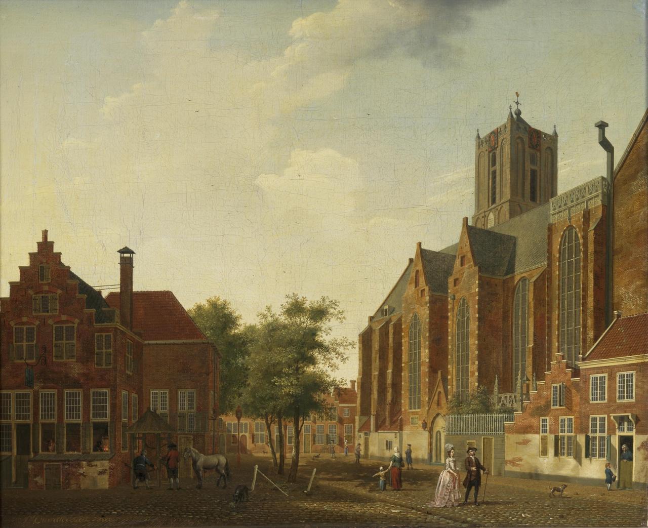 De Sint Jacobskerk te Utrecht