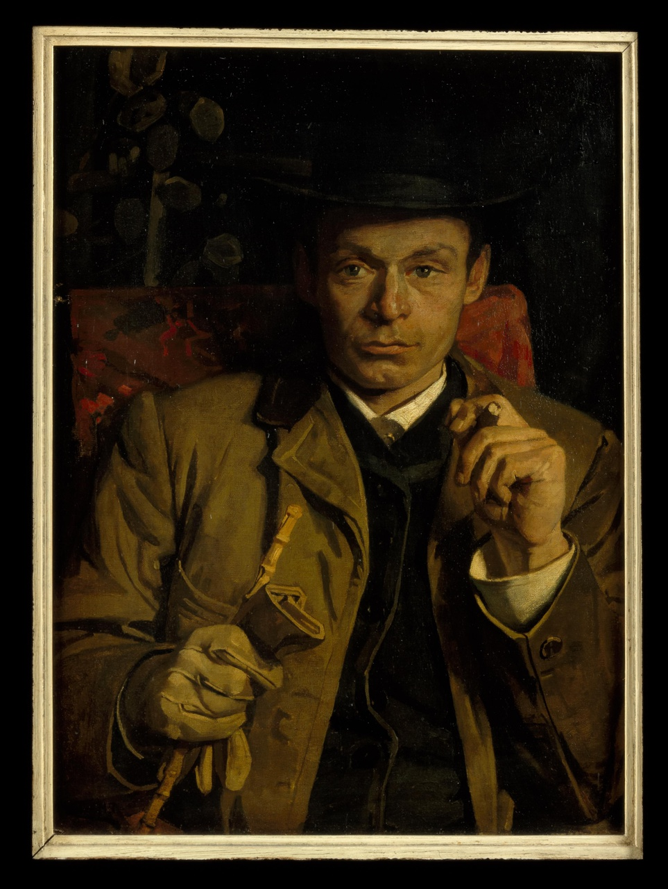 Portret van Nicolaas