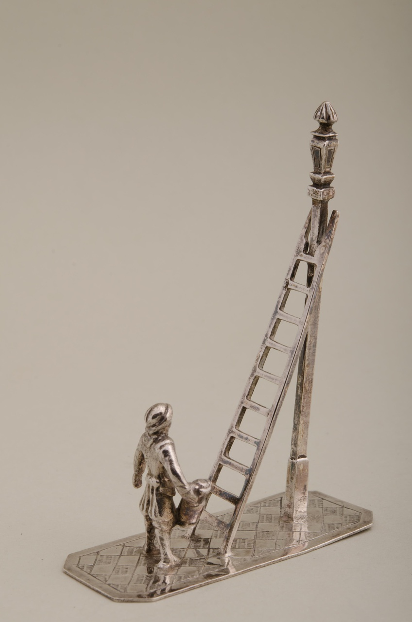 Lantaarnopsteker (miniatuur)