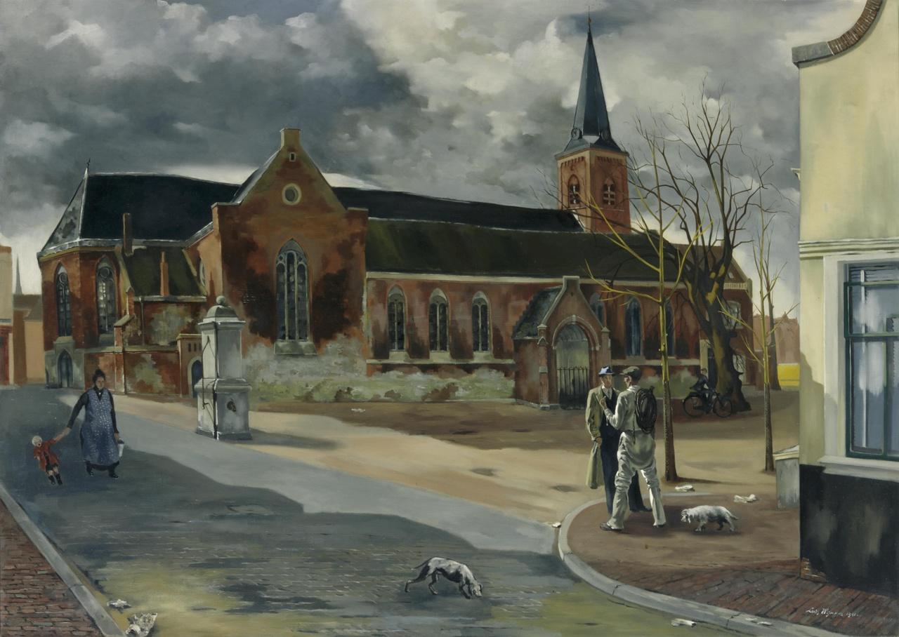 Geertekerk te Utrecht