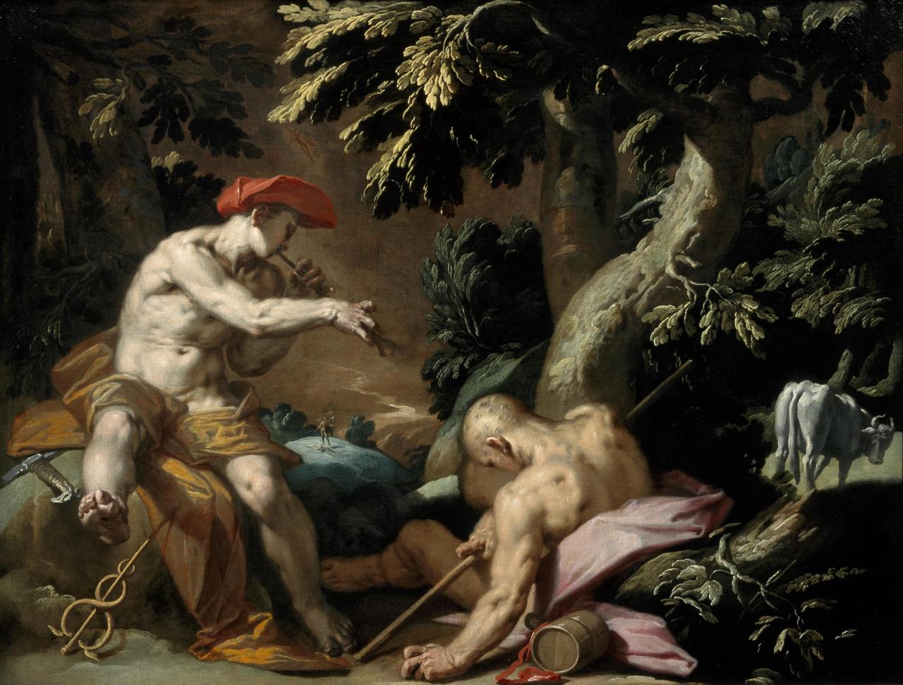 Mercurius, Argus en Io