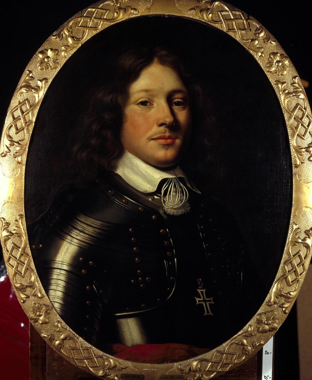 Portret van Gerard van Reede (1624-1670)