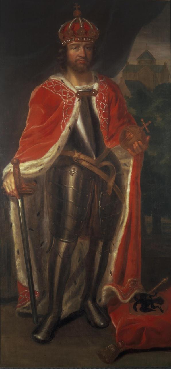 Keizer Hendrik IV (1050-1106)
