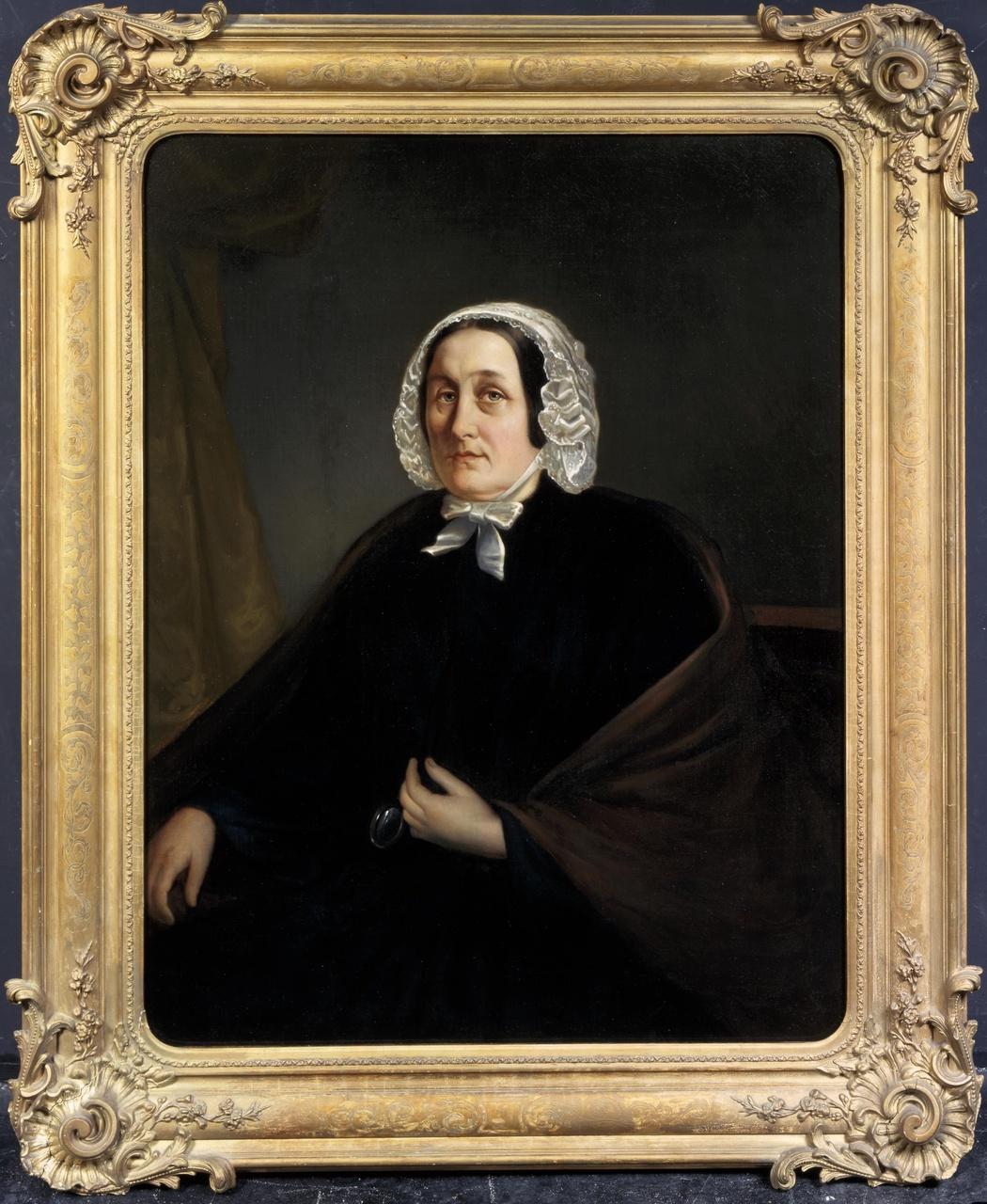 Portret van Anna Maria Agnes ten Brink (?-1859), echtgenote van Michael Anton Sinkel