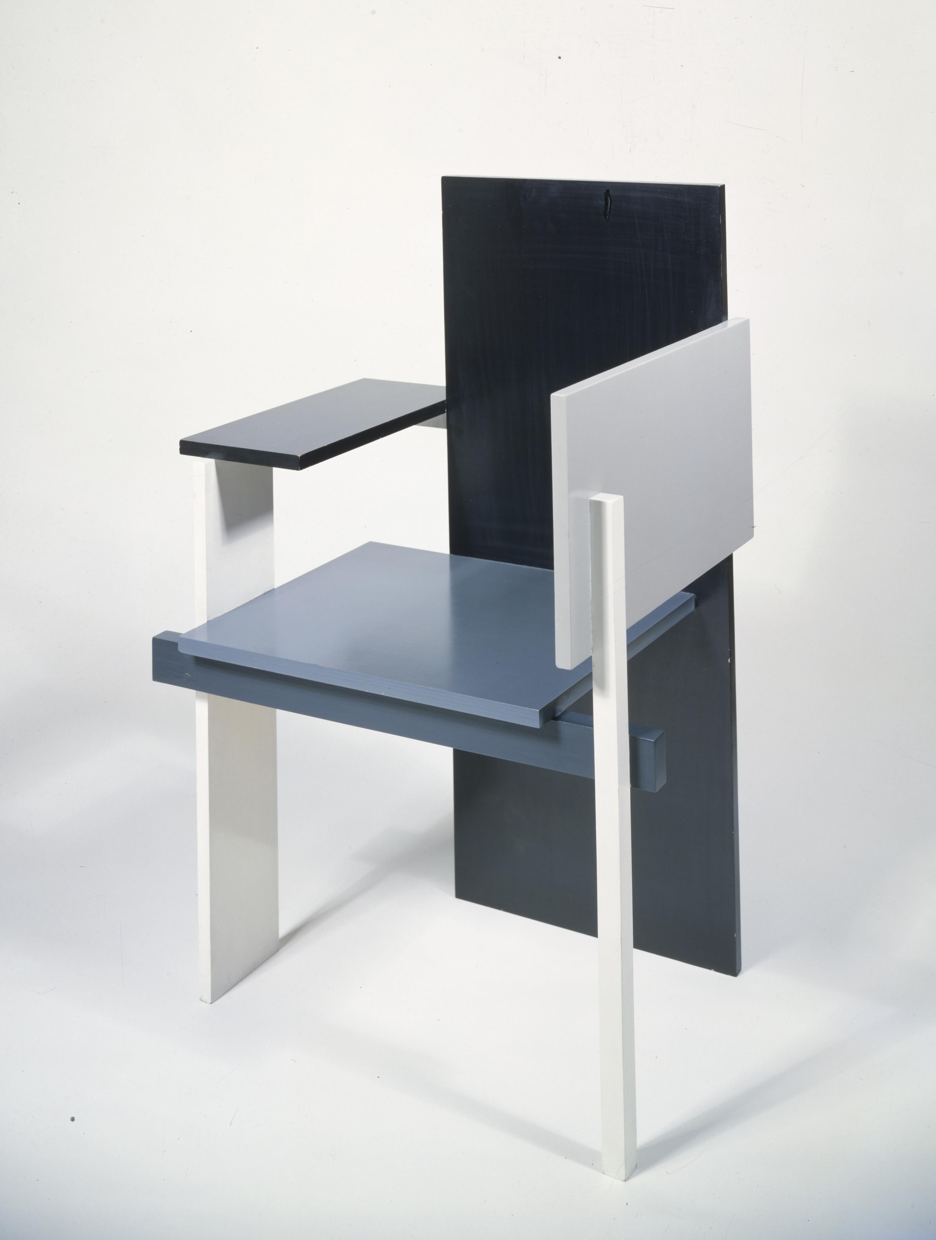 Zeer Berlijnse stoel — Centraal Museum Utrecht EE13