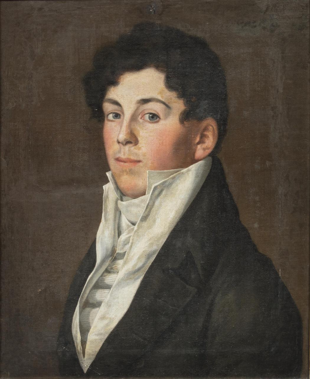 Portret van Balthasar Willem Theodorus Falck (1793-1839)