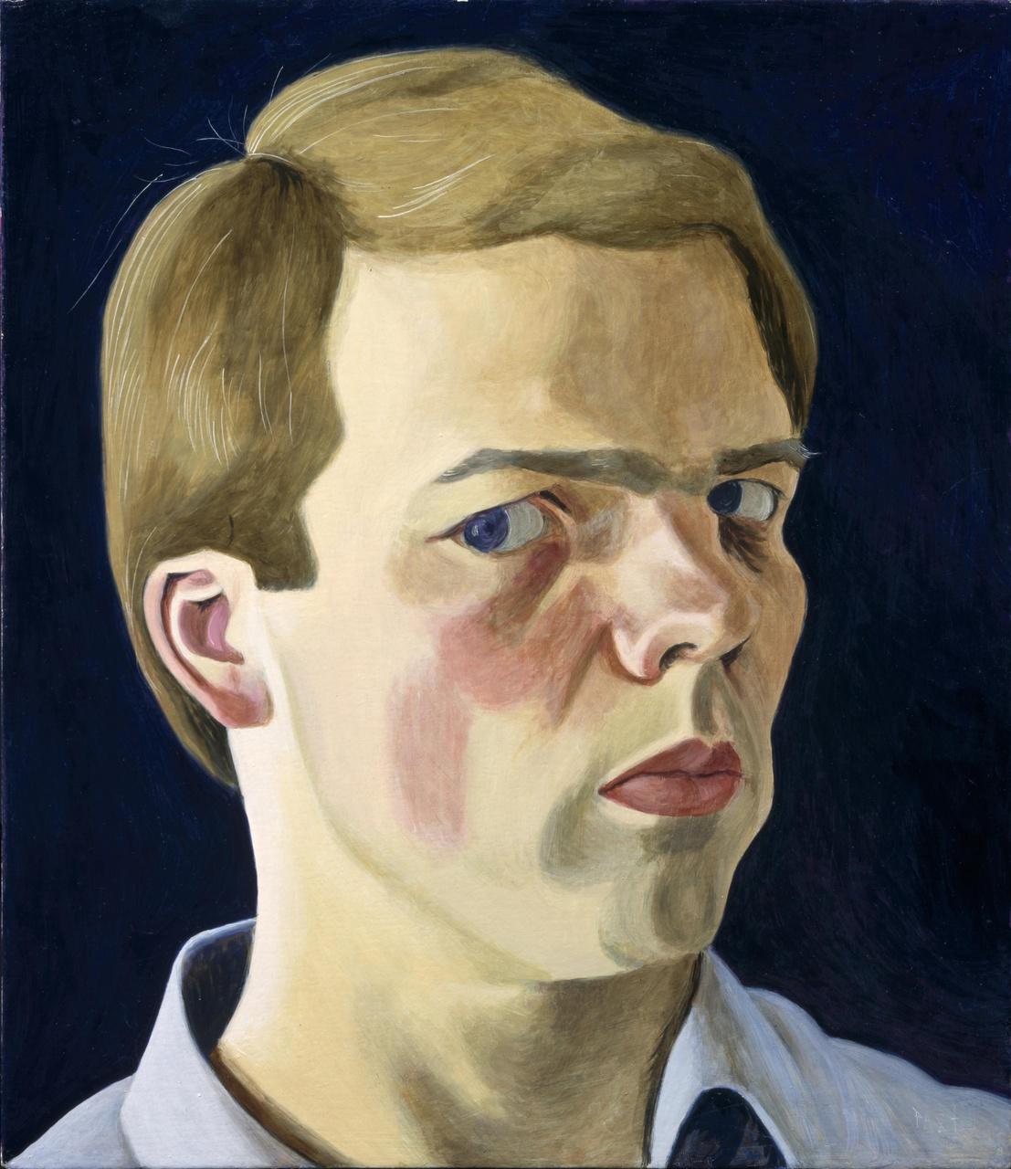 Zelfportret nr. 26