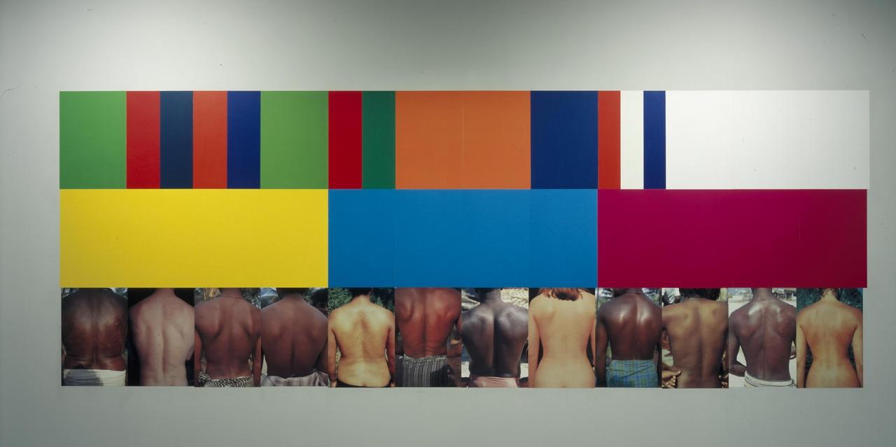 Primaire kleuren/huidskleur/politieke kleuren