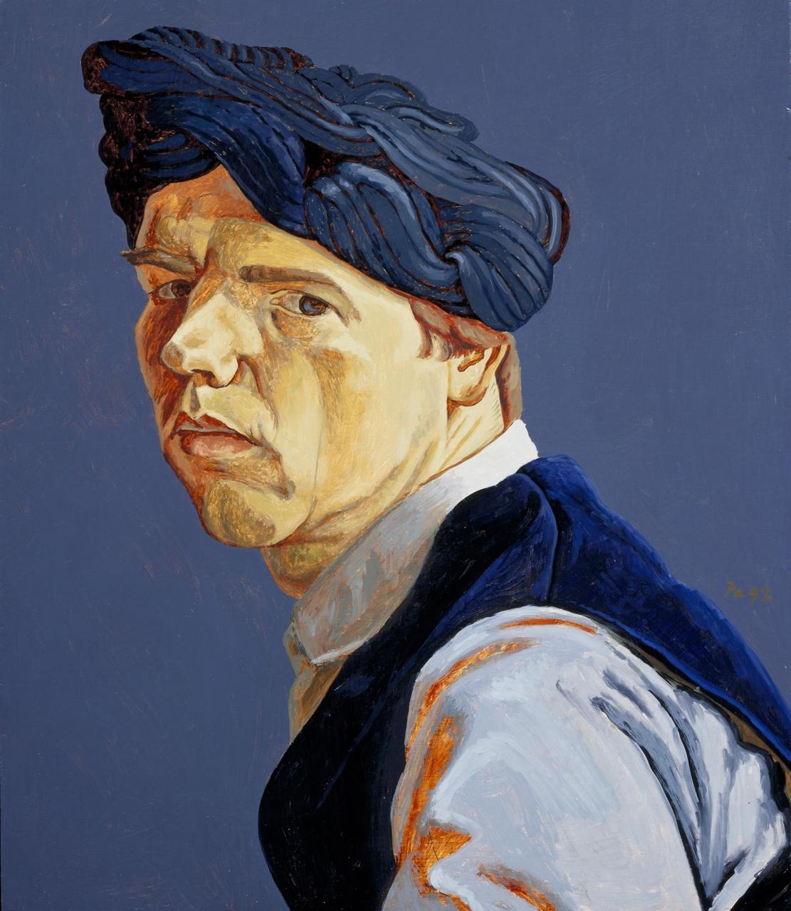 Zelfportret nr. 10
