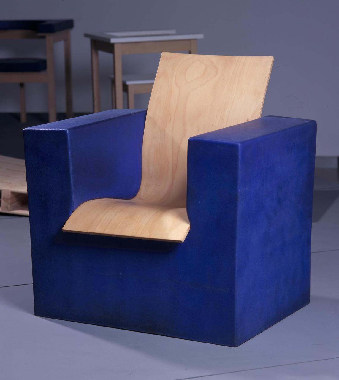 Leunstoel/Easy chair