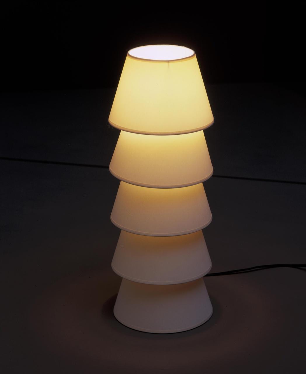Lamp 'Set up shades'