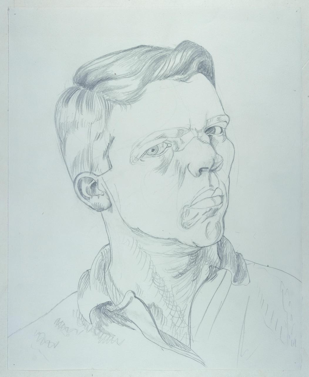 Zelfportret nr. 108