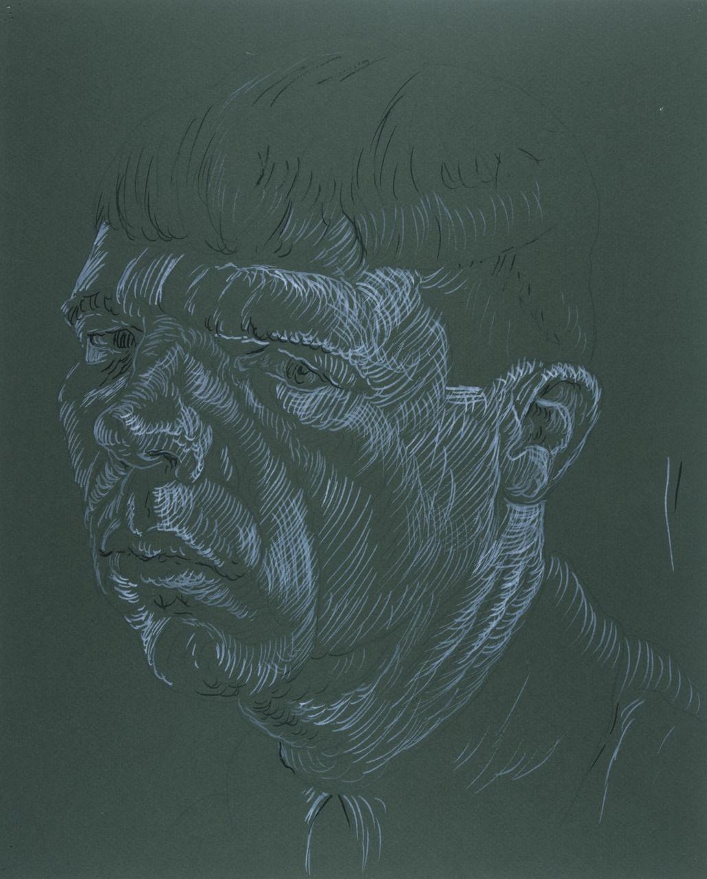 Zelfportret nr. 103