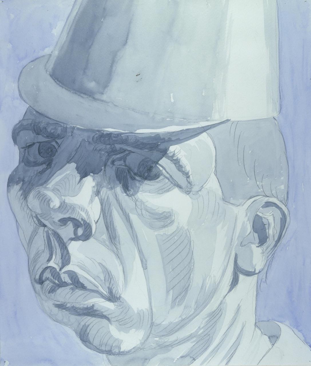 Zelfportret nr. 44