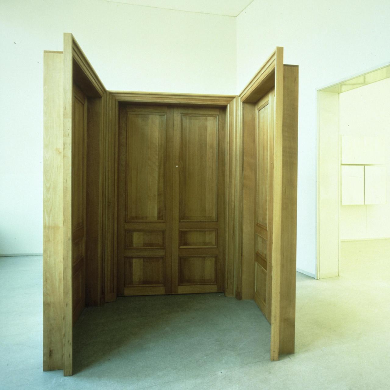 Kamer voor voyeur, het rustpunt na zijn flaneren