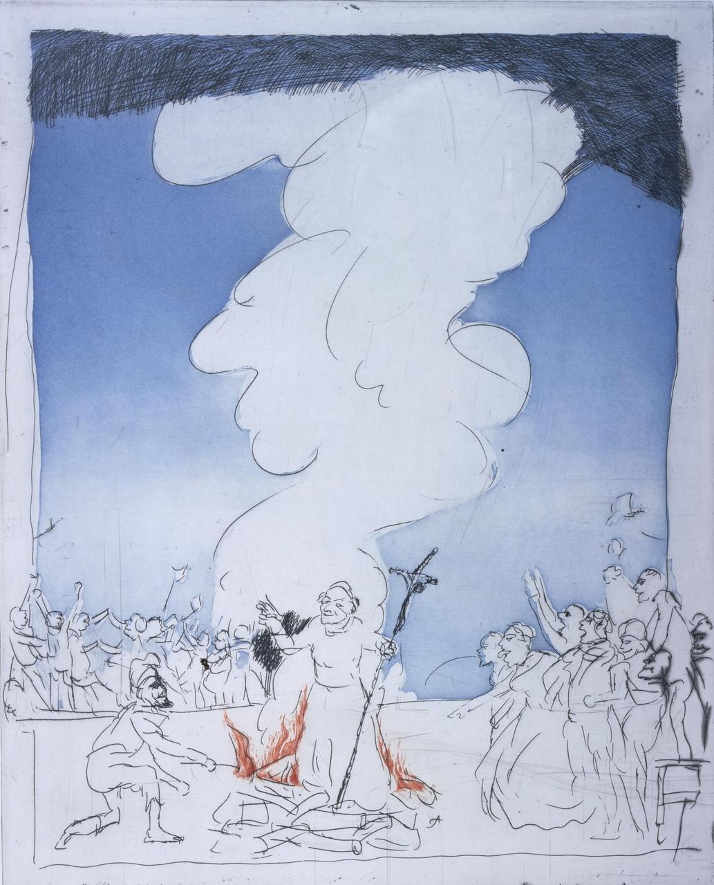 Die Französische Revolution, l'ogre du tibre
