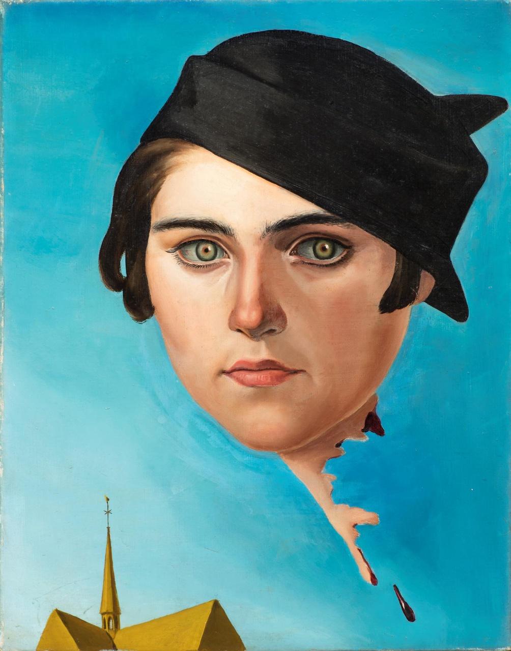 Portret L.v.G.