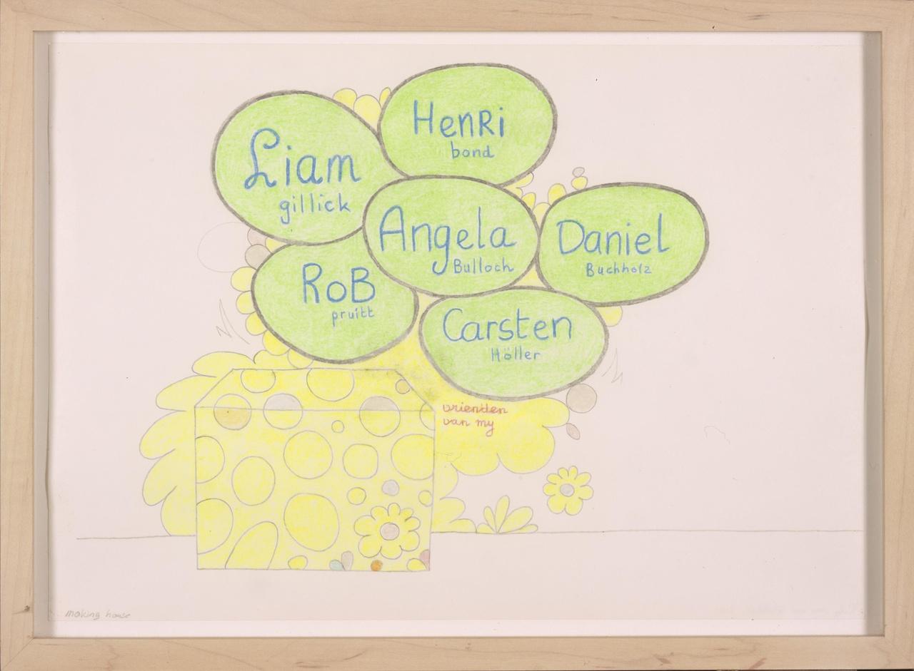 Liam, Henry, Carsten