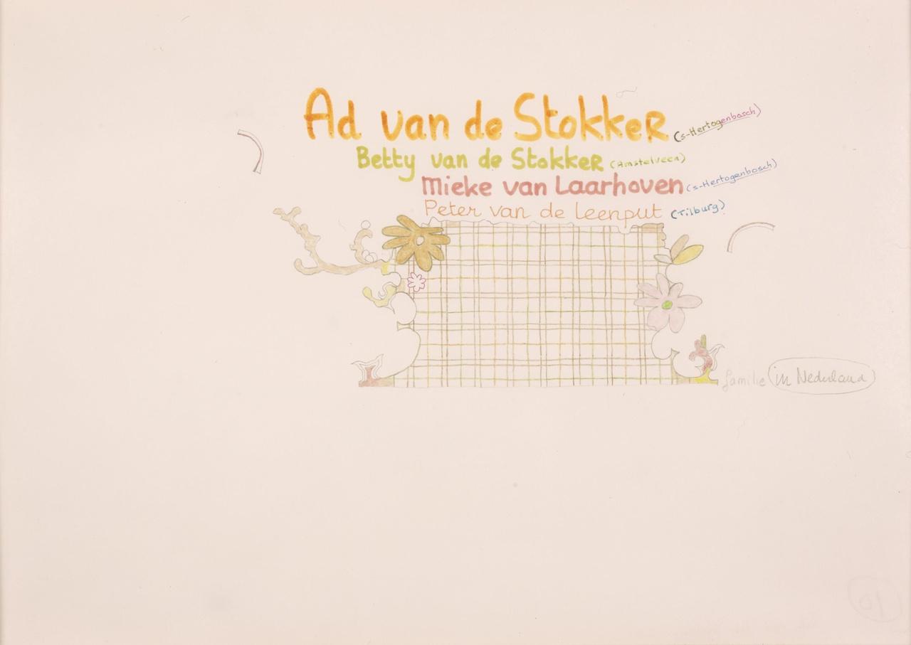 Ad van der Stokker