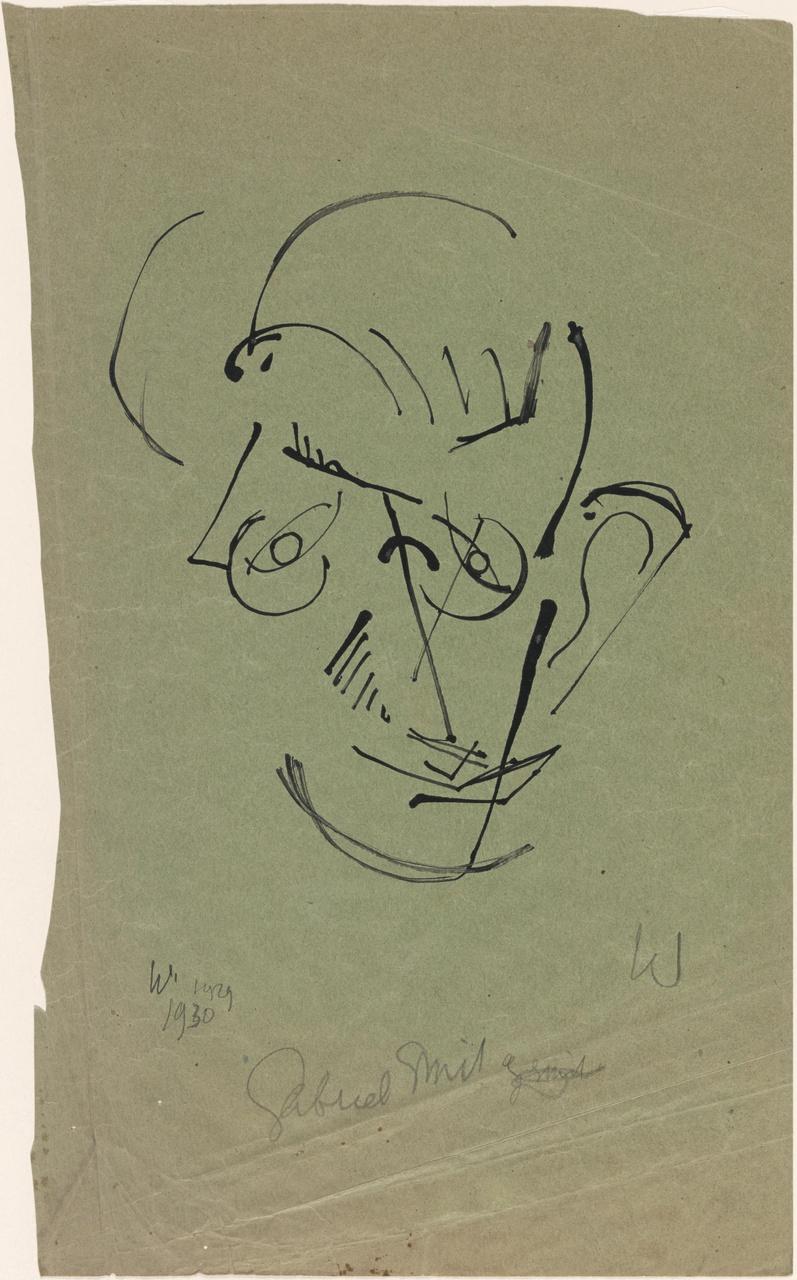 Portret van Gabriël Smit