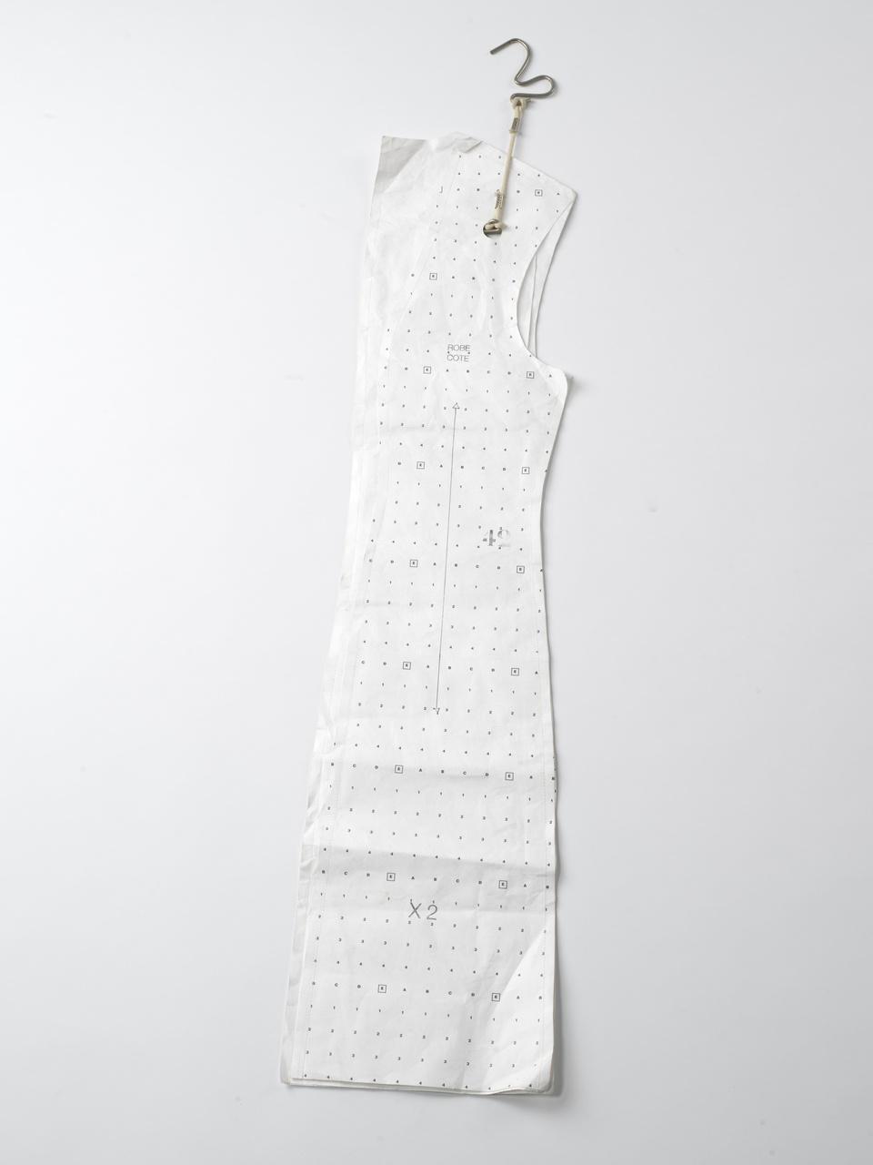 patroon damesjurk Flat Garment 1997-1998