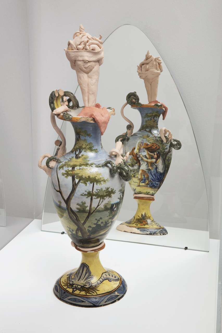La Vase magique (Viola Melon, Baiser Melocoton)