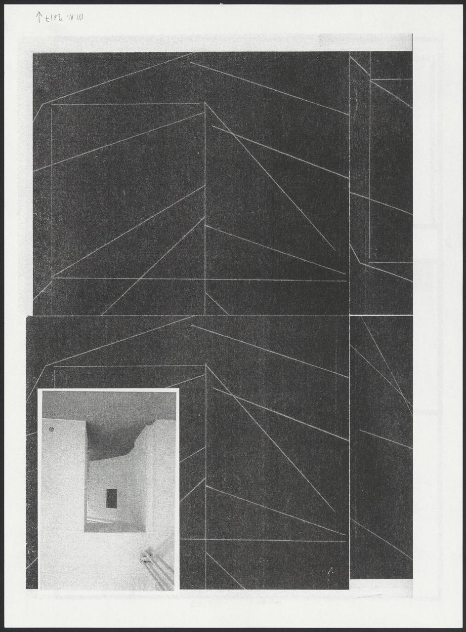 Figures 2 and 3 The Approach / Zeichnungen