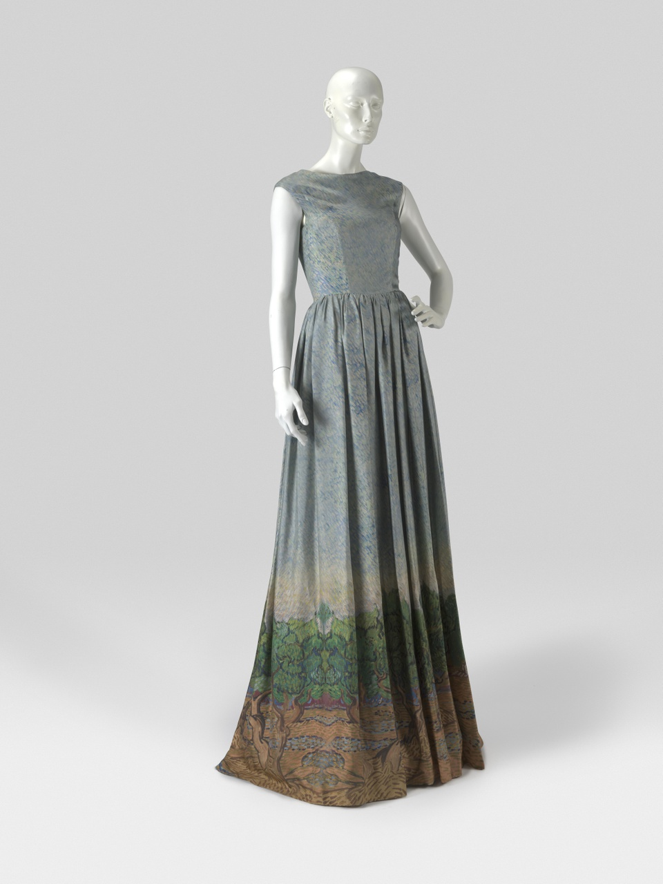Van Gogh Ciel Dress