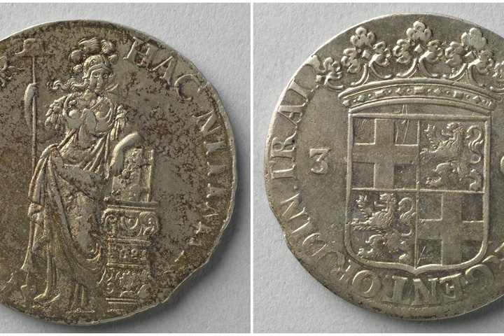 Utrechtse 3 Gulden
