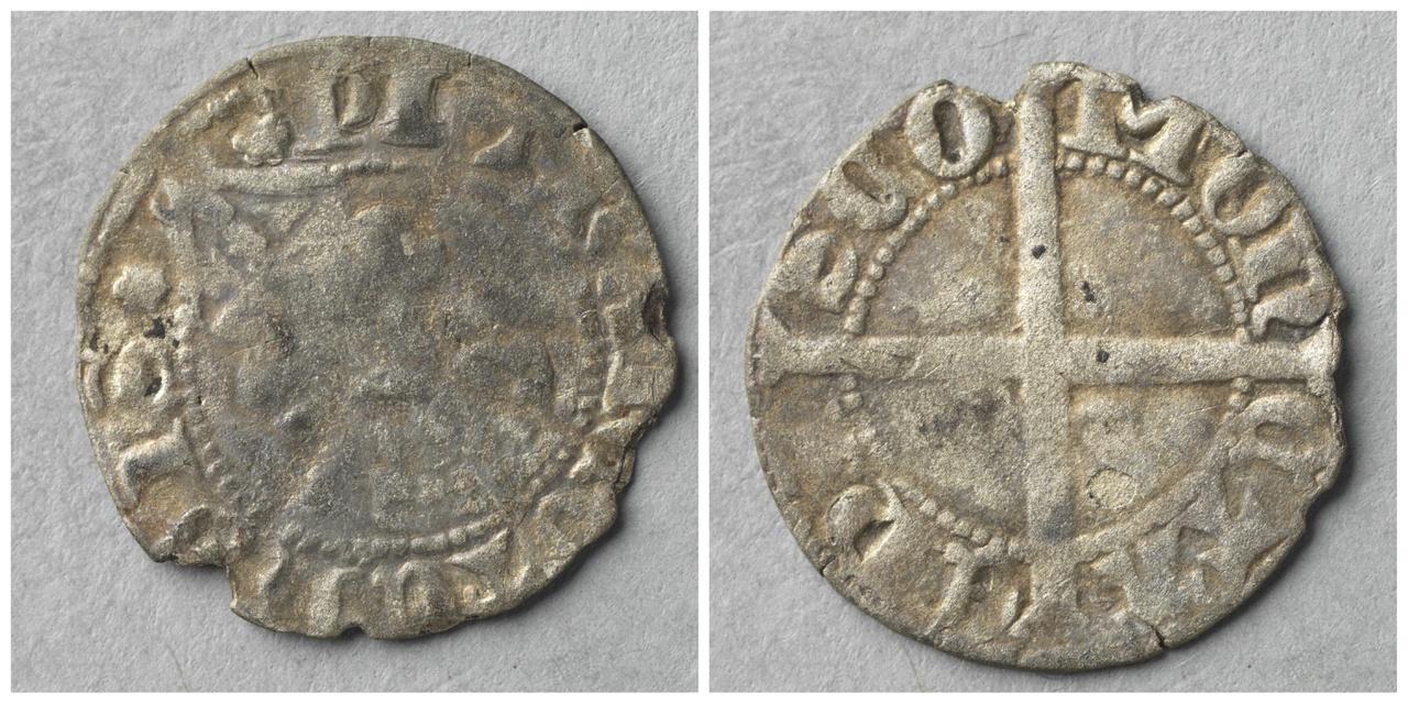 Penning, bisschop Guy van Avesnes (1301-1317)