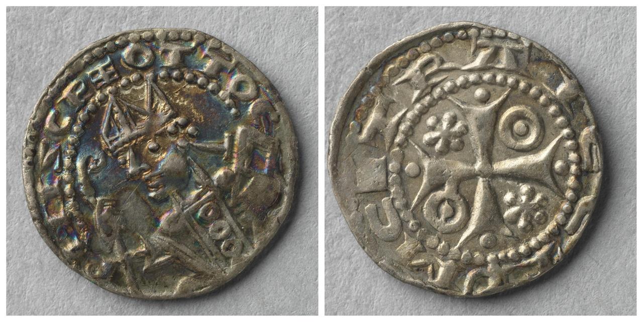 Penning, bisschop Otto III van Holland (ca.1245-1249)