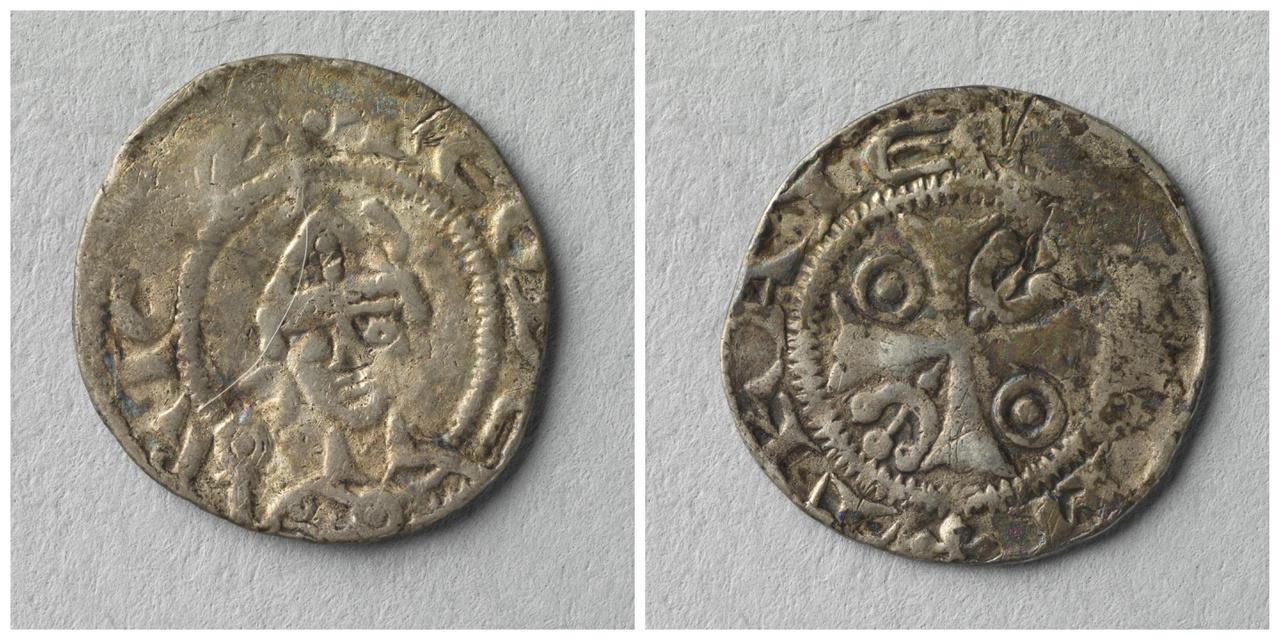 Penning, bisschop Diederik van Ahr (1198-1212)