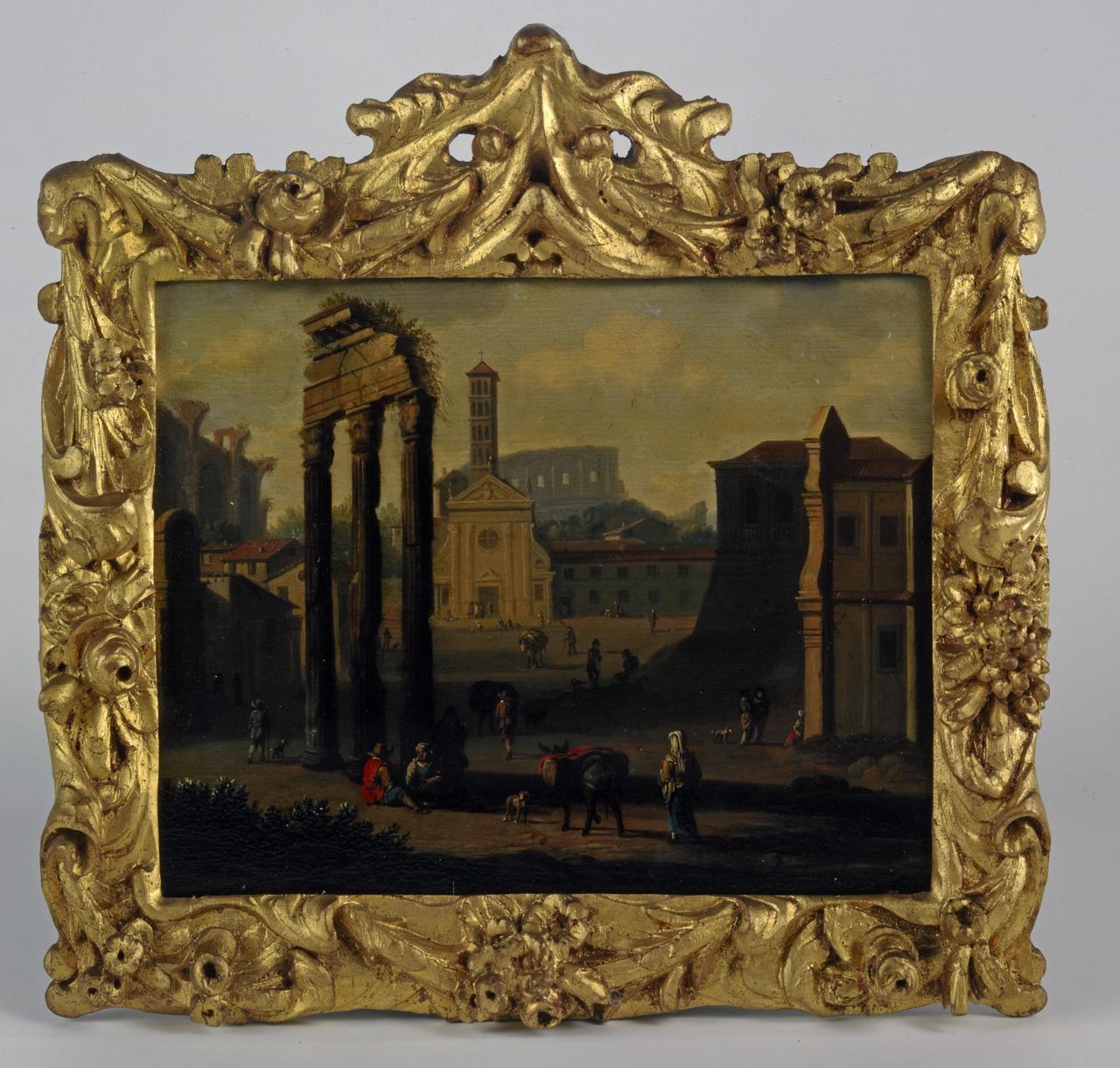 Het Forum Romanum te Rome