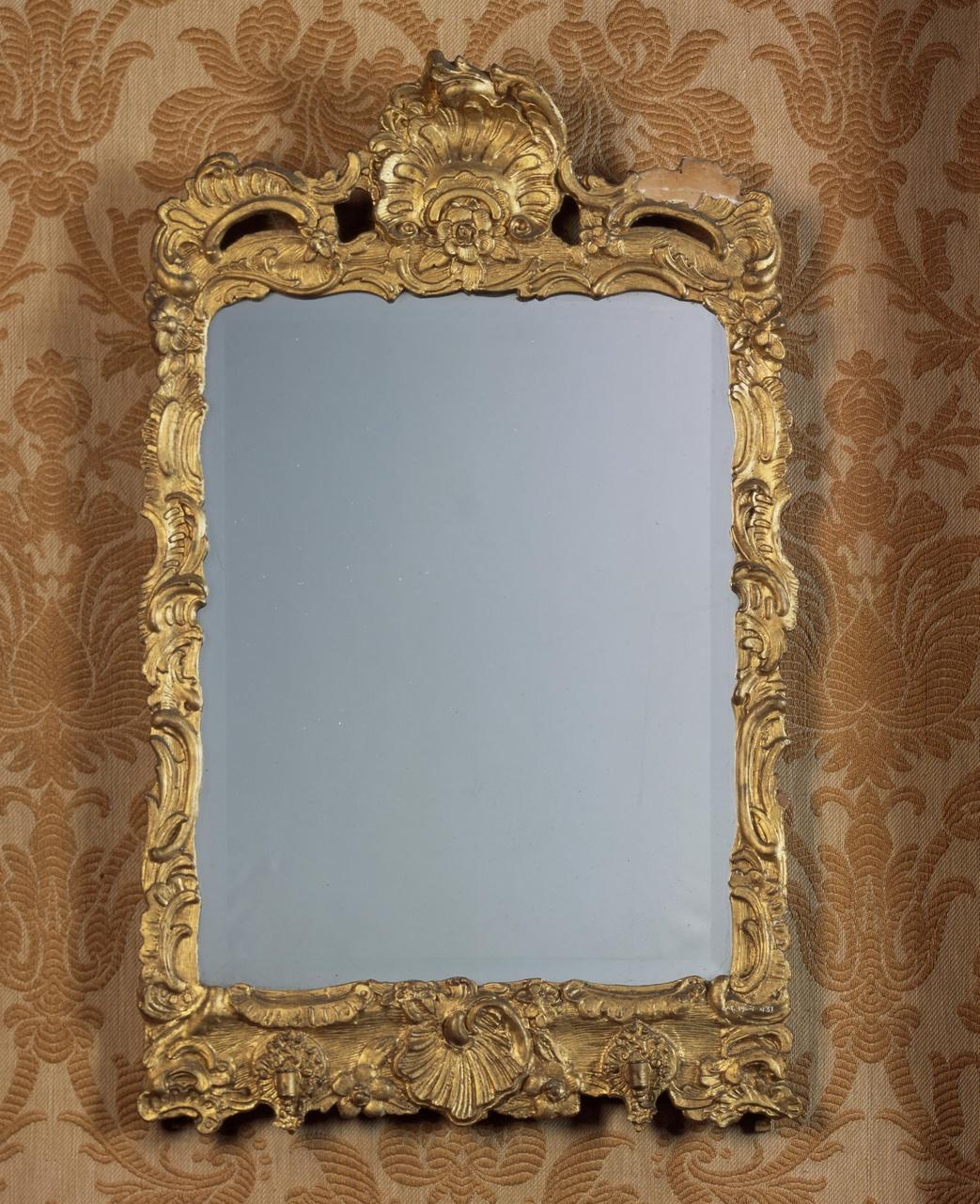 Twee spiegels