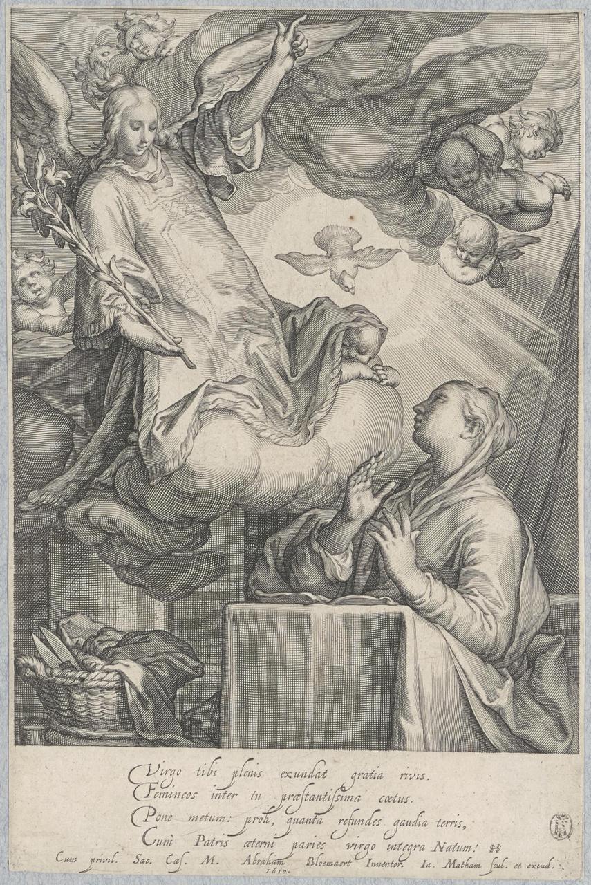 De verkondiging aan Maria