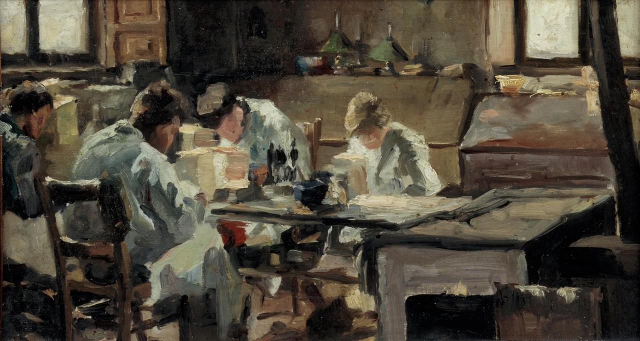 Tegelschilders