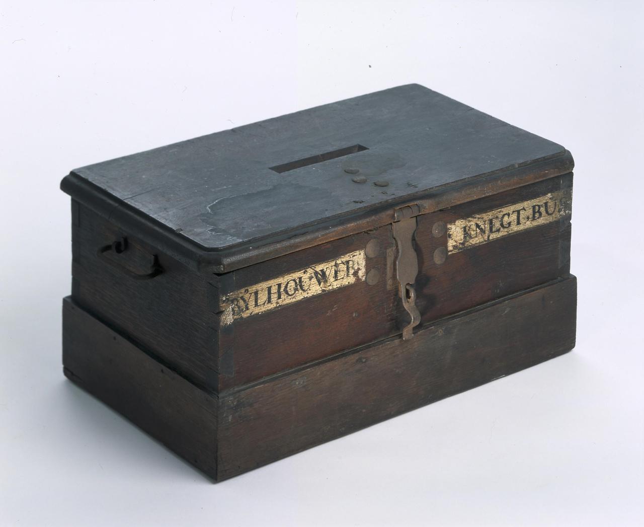 Kist van het Bijlhouwersgilde