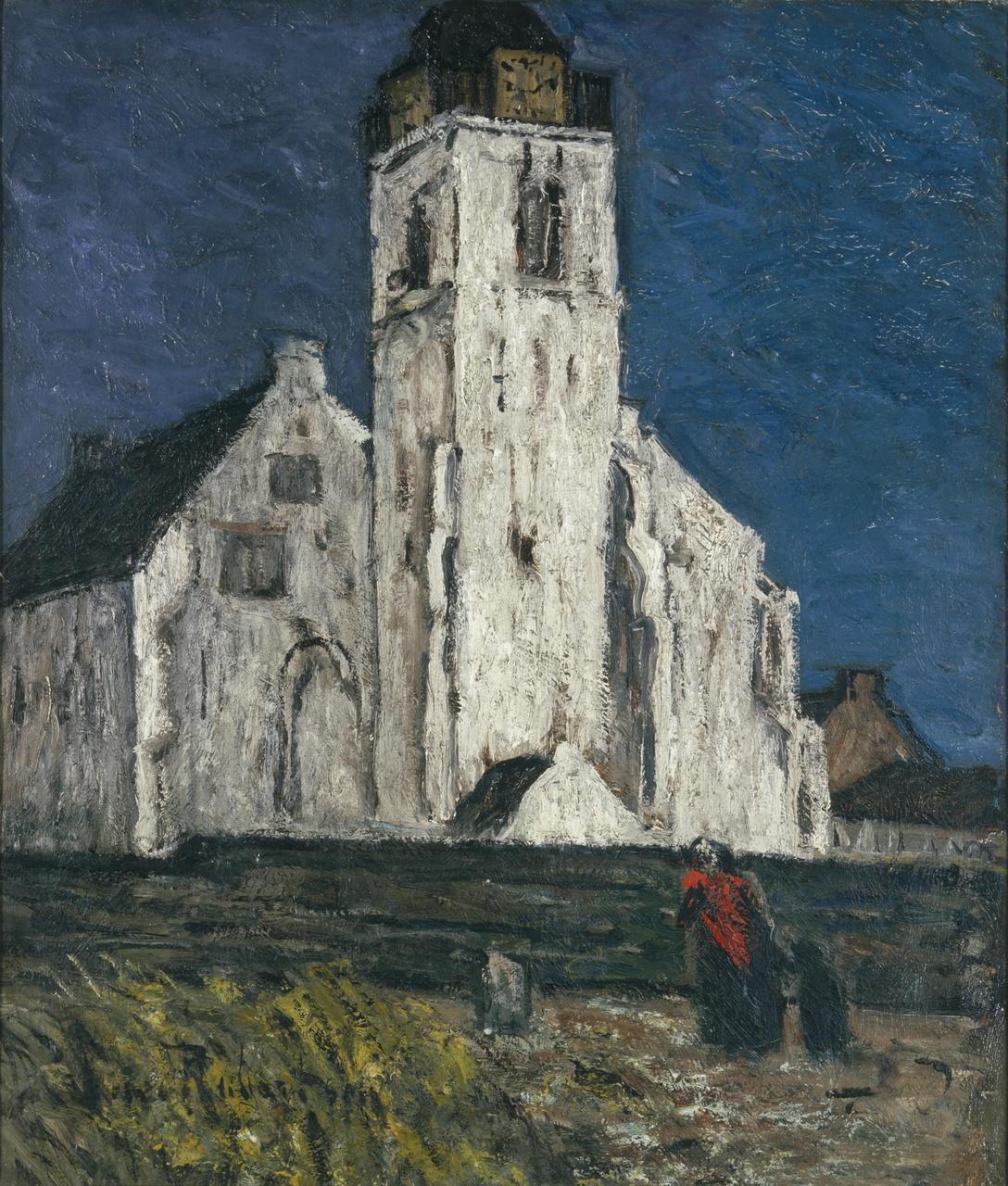 Kerk te Katwijk
