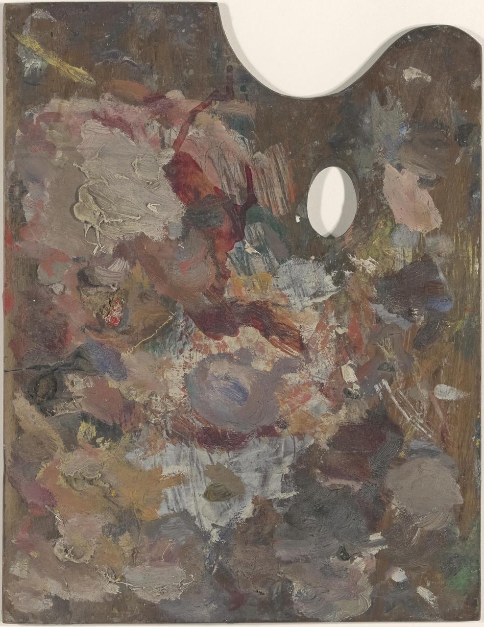 Schilderspalet van Theo van Doesburg