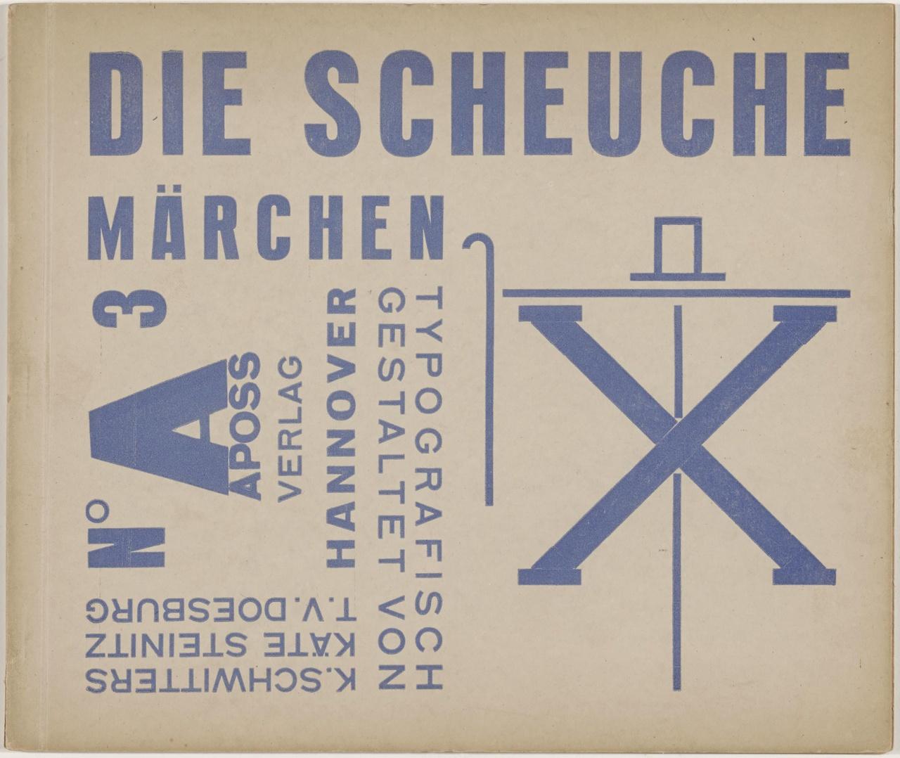 Kinderboek Die Scheuche, Ein Märchen