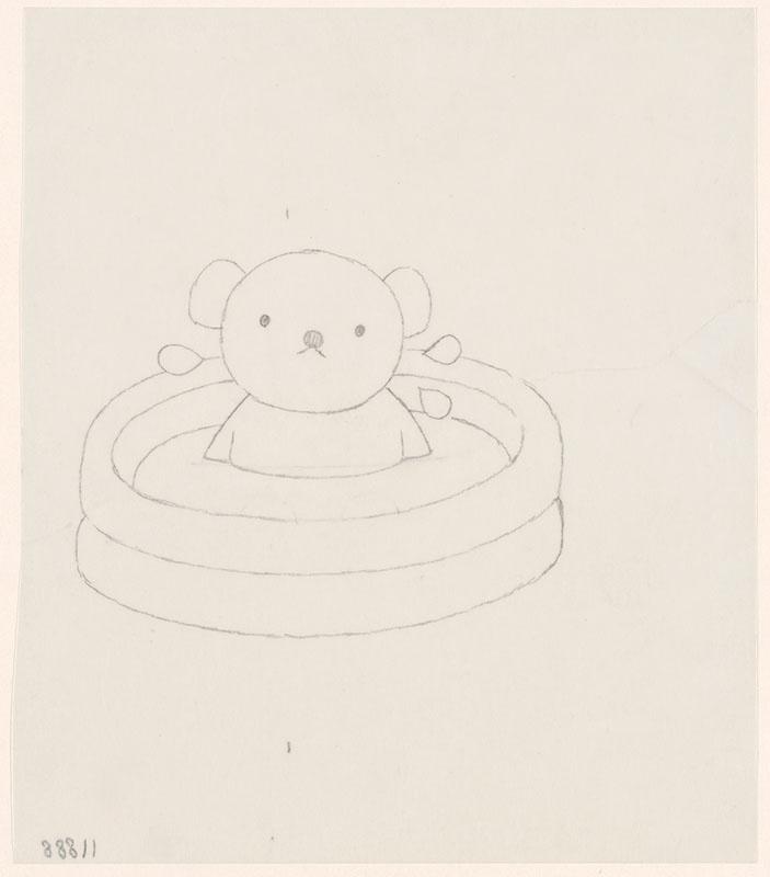 lente zomer herfst en winter [boris in een badje op p. 13]