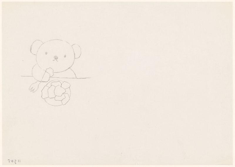 boris beer [boris zit aan tafel en eet, niet gebruikt in kinderboek, gebruikt voor boris eet tomatensoep op p. 23]