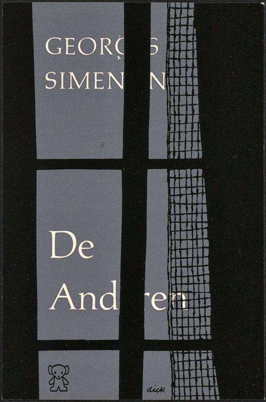 Simenon, Georges [De anderen / Zwarte Beertjes 681]