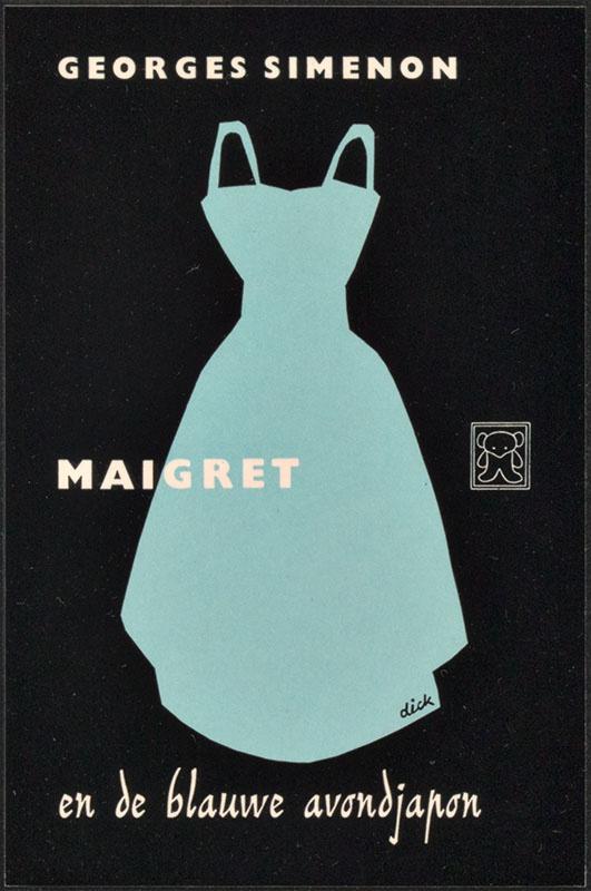Simenon, Georges [Maigret en de blauwe avondjapon / Zwarte Beertjes 280]
