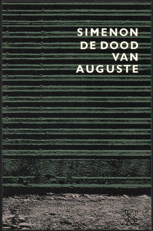 Simenon, Georges [De dood van Auguste / Zwarte Beertjes 1057]