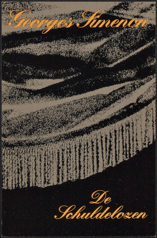 Simenon, Georges [De schuldelozen / Zwarte Beertjes 1509]
